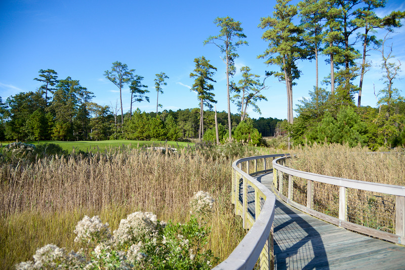Nature Center Boardwalk