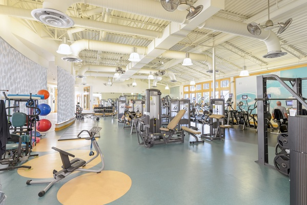 Athletic Club And Pools Fitness The Peninsula
