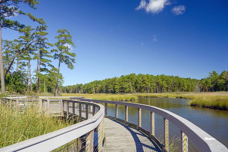 Nature Center Boardwalk